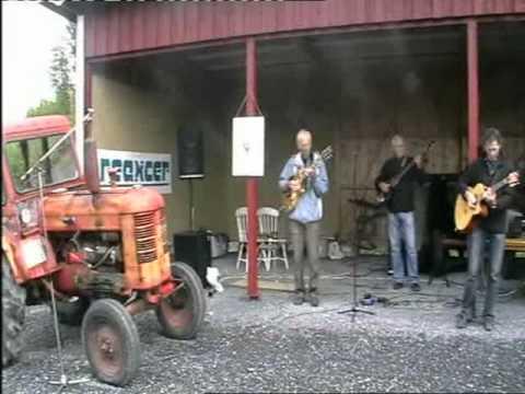 Sweet Georgia Brown med traktorkomp