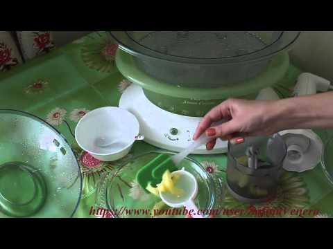 Как приготовить пюре из кабачков - видео