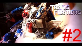Transformers-Stop Motion-????-????-[Find the all spark?????] Part.2 ???