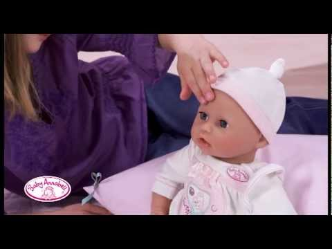 Baby Annabell Puppe Girl, 46 cm - YouTube
