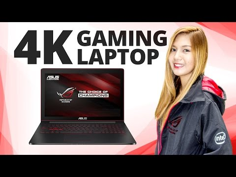 ASUS G501 (4k Gaming Laptop) : Full Review / Benchmark / Audio Test / Impression (60FPS Video)