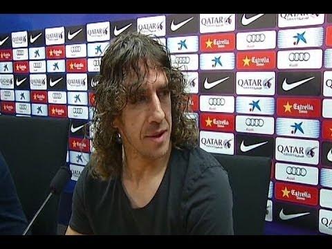 Puyol deja el Barcelona en junio