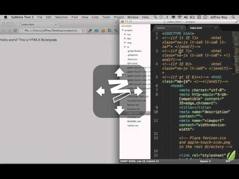 Sublime Text 2 tutorial: Supplementary LiveReload