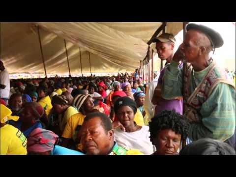 Zuma talks candidly about Nkandla at Mpumalanga rally