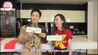 Đoạn trích phỏng vấn Mao Tử Tuấn - chương trình IQIYI
