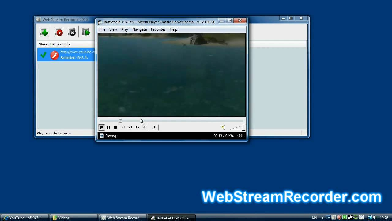 how to capture record download streaming videos with web stream recorder youtube. Black Bedroom Furniture Sets. Home Design Ideas