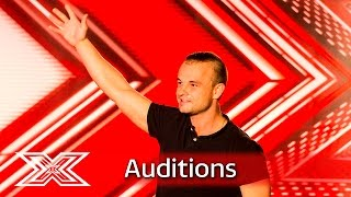Beck Martin gets the party started! | Auditions Week 3 | The X Factor UK 2016