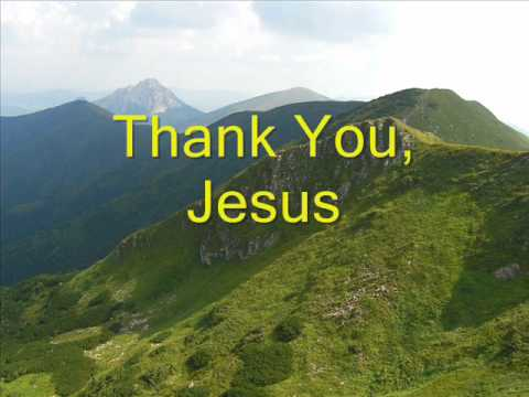 HILLSONG - THANK YOU JESUS LYRICS - SongLyrics.com