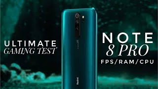 Redmi Note 8 Pro Gaming Heating FPS Reality In Hindi India