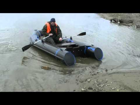 Лодка из пнд труб