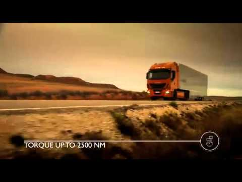Iveco: Stralis - Working on the Hi Way