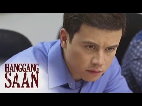 Hanggang Saan: Paco notices that Edward's wrist watch is missing | EP 12