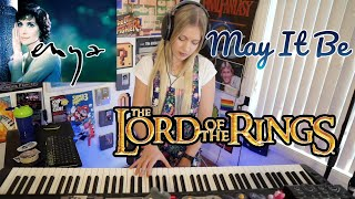 Enya - May It Be (LOTR)