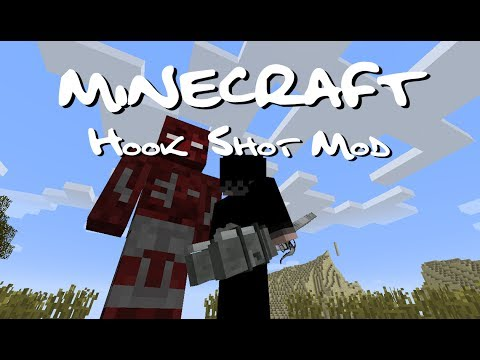 Hook Shot Mod [Mod Review] [EN] [1.7.2]