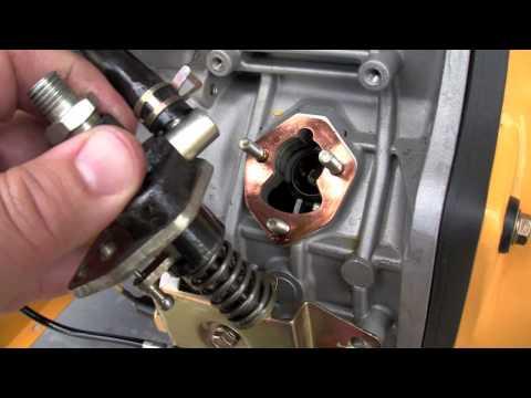 Generator Fuel Pump Service