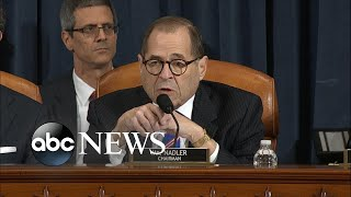 House judiciary chairman delivers impeachment opening statement | ABC News
