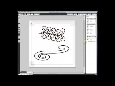 Silhouette/Cameo 39: Making a Stencil