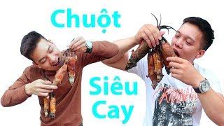 Hữu Bộ | Chuột Đồng Nướng Siêu Cay | Grilled Mouse