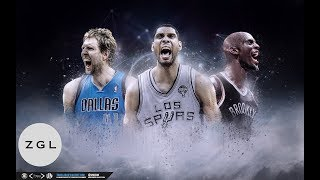 NBA Mix - An Era to Remember (Tim Duncan, Kevin Garnett, Dirk Nowitzki)