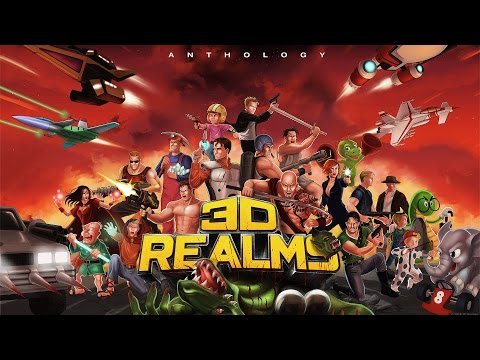 3D Realms Anthology Trailer