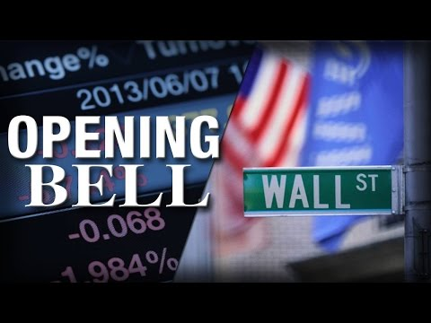 Boeing, General Motors Smash Estimates, U.S. Stocks Open Higher