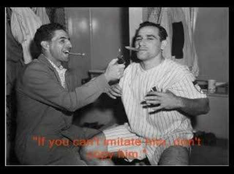 Yogi Berra - Quotes from Yogi Berra Video