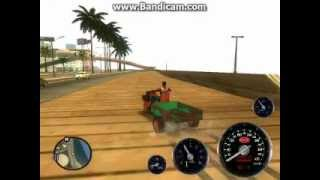 Grand Theft Auto San Andreas Motoblock
