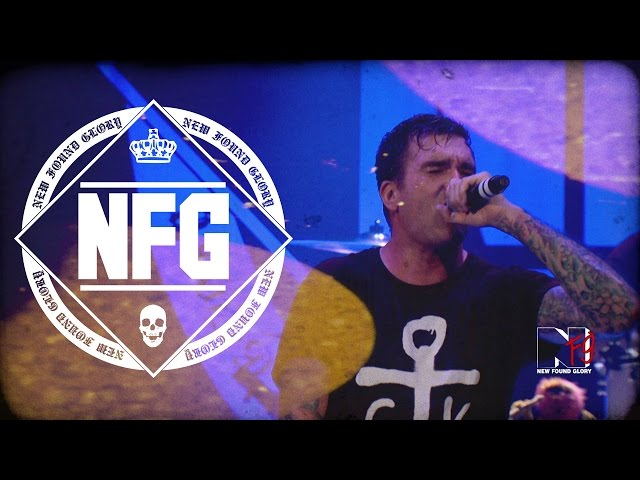 New Found Glory - Stubborn (Official Music Video)