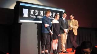 Heaven Knows What Interview Tokyo International Film Festival 2014