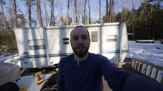 REALITY OF CAMPER LIVING