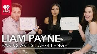 Download Lagu Liam Payne Duels Fan in Liam Trivia | Fan Vs. Artist Gratis STAFABAND