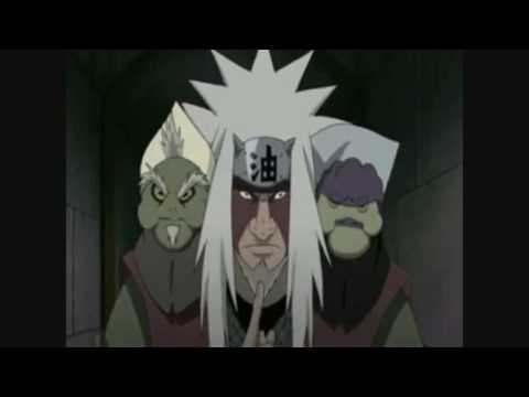 Ninja Habits: Jiraiya Vs Pein Amv [hq] (angerfist & Bloody Beetroots) video