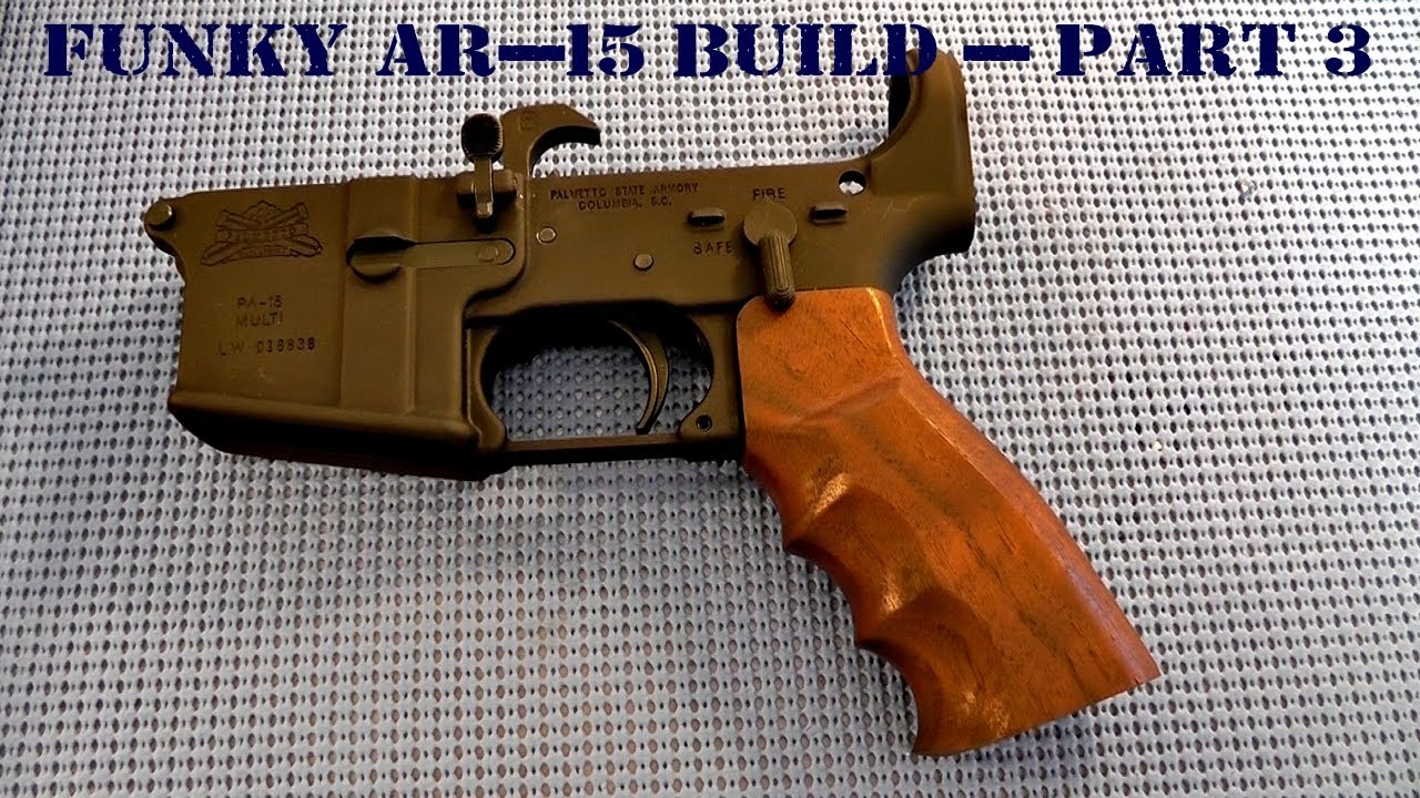 wood ar lower images