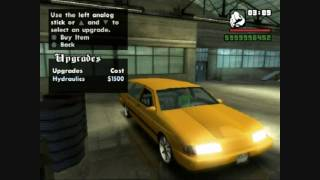 GTA San Andreas Review (PS2)