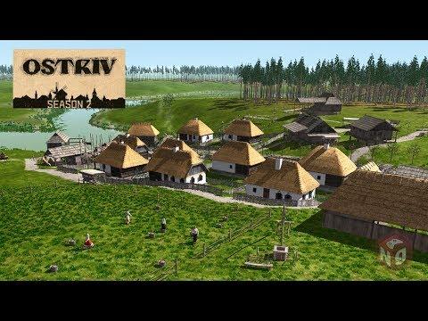Ostriv - Развитие инфраструктуры! #2