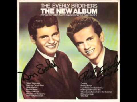 Everly Brothers - Nancys Minuet