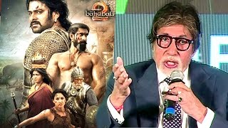 Amitabh Bachchan's ANGRY Reaction On Baahulbali 2 Crossing 1000 Crores