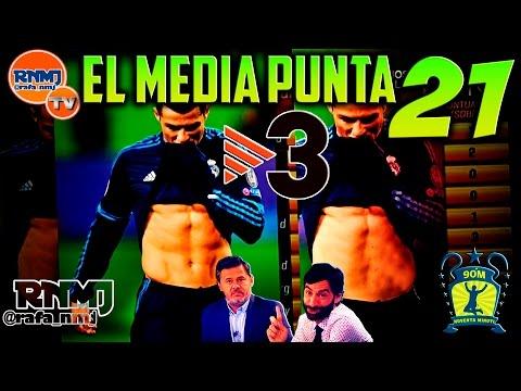 90 minuti #21 El Media Punta 13/07/2016 | Real Madrid Televisión