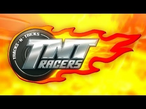 TNT Racers – XBLA In-Game Trailer | HD