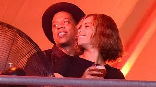 Beyonce Video - Beyonce and Jay Z Working on New Album TOGETHER?