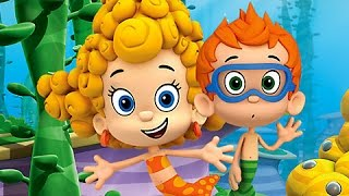Nick JR Bubble Guppies - Cartoon Movie Games for Children - Bubble Guppies Full Game Episodes HD