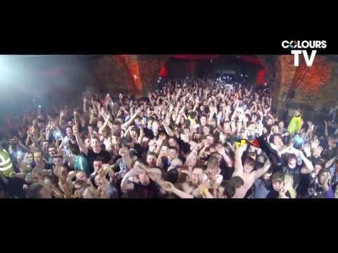 SHOWTEK - Arches,Glasgow 2014 - COLOURS TV