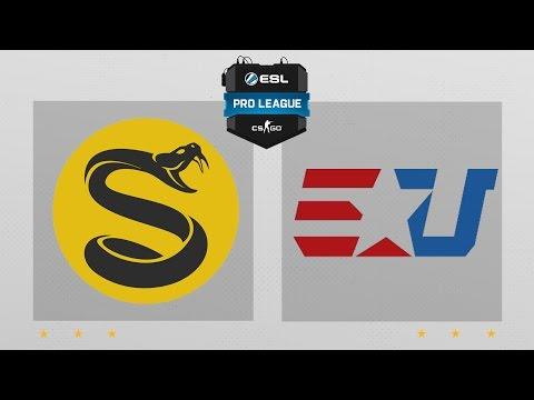 CS:GO - Splyce vs. eUnited [Train] Map 1 - ESL Pro League Season 4 - NA Matchday 24