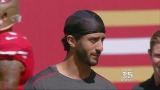 download lagu 49ers Quarterback's Refusal To Stand For National Anthem Sparks gratis