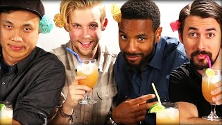 "Download Men Taste Test ""Girly Drinks"" 3Gp Mp4"