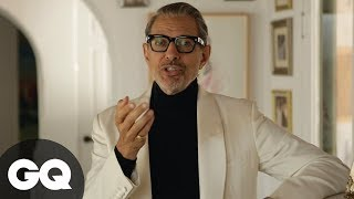 Jeff Goldblum Takes Hilarious Citizenship Test And Fails Miserably | GQ |