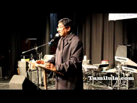 Bharathiraja speech in London - 31 March 2013
