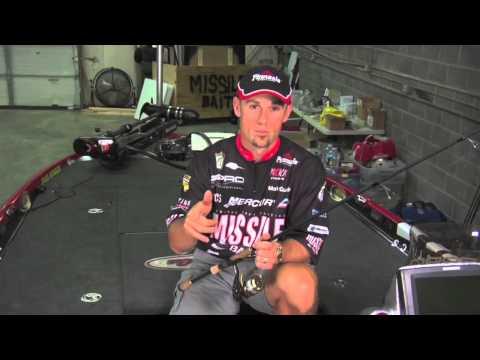 John Crews: Picking the Right Dropshot Rod