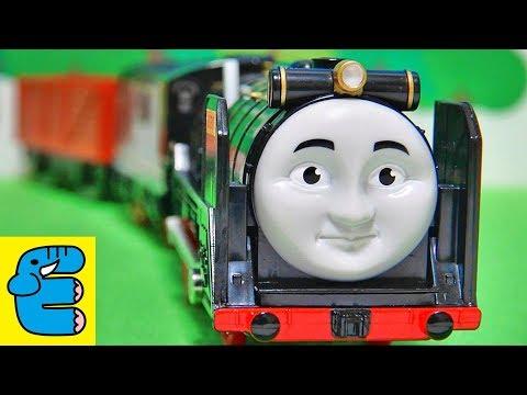 プラレールトーマス おしゃべりヒロ Plarail Thomas Talking Hiro [English Subs]