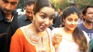 Shraddha Kapoor Father Shakti kapoor And All Family Celebrate Gudi Padwa